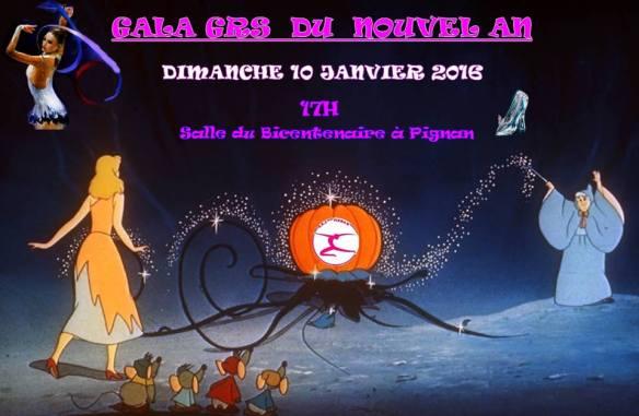 Gala GRS Pignan Janvier 2016