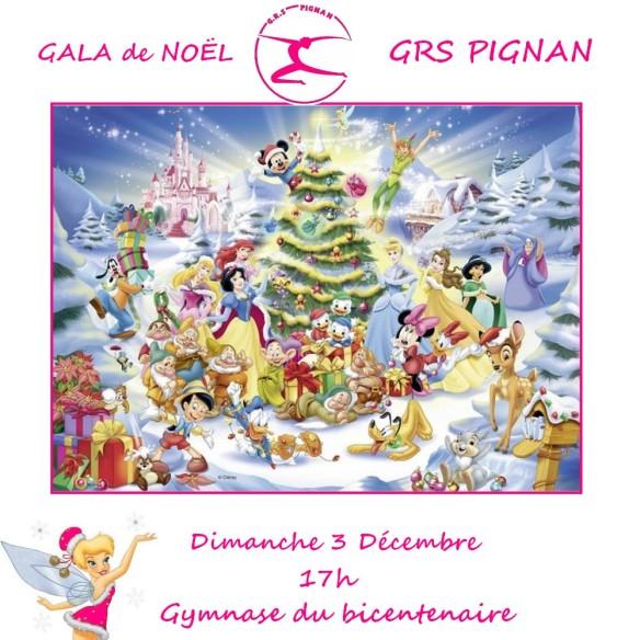 affiche gala de noel 3